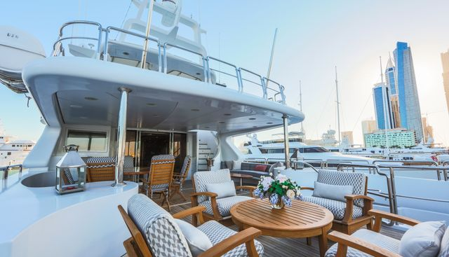 DXB Charter Yacht - 6