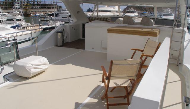 The Standard Charter Yacht - 5