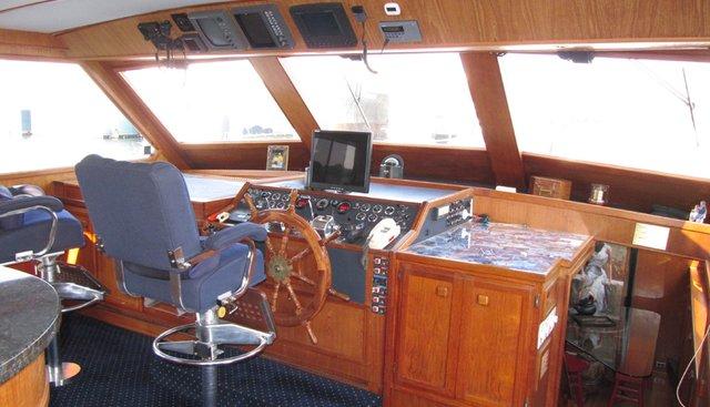 Hakai Charter Yacht - 5