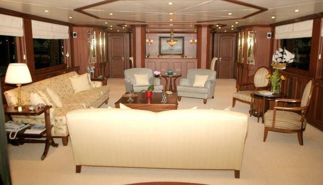 Admiral XL Charter Yacht - 5