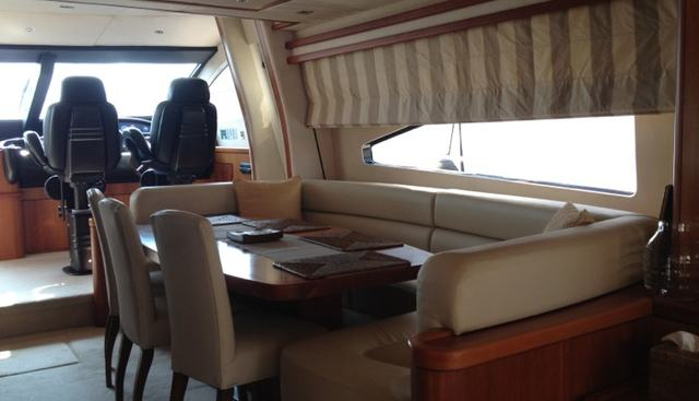 Lusia Charter Yacht - 2