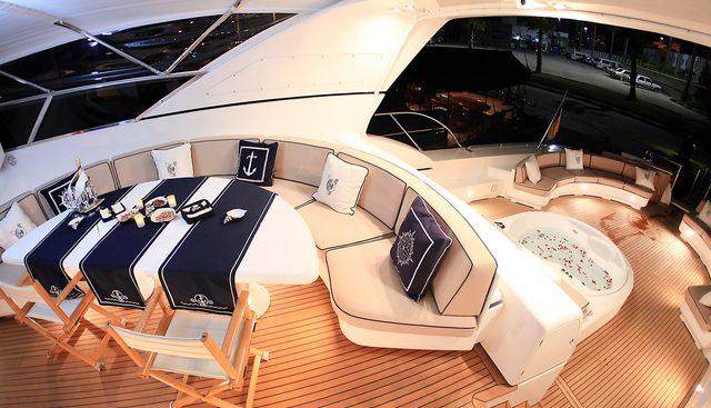 Mina II Charter Yacht - 4