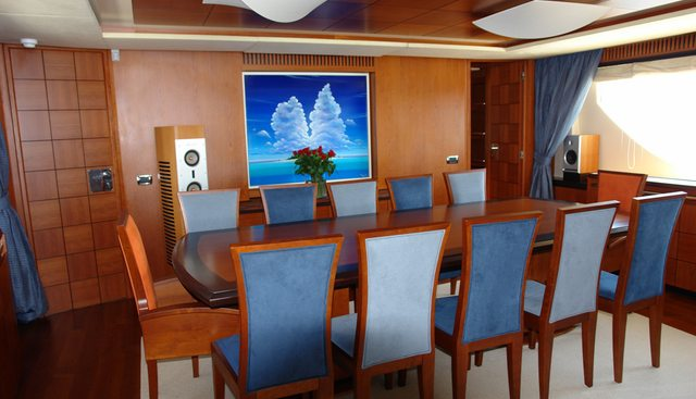Squalo Charter Yacht - 4