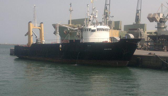Aqua Star Charter Yacht