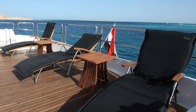Seven Spices Charter Yacht - 3