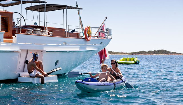 Nyima Charter Yacht - 5