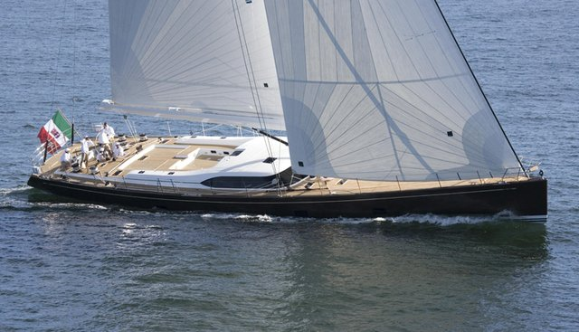 Far and Wide Charter Yacht