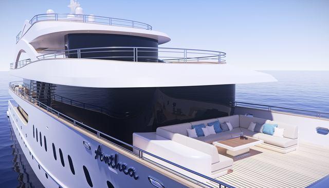 Anthea Charter Yacht - 3