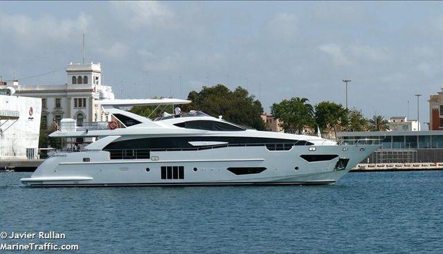 Mr Francisco Charter Yacht - 2