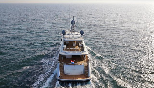 Lady May Charter Yacht - 5