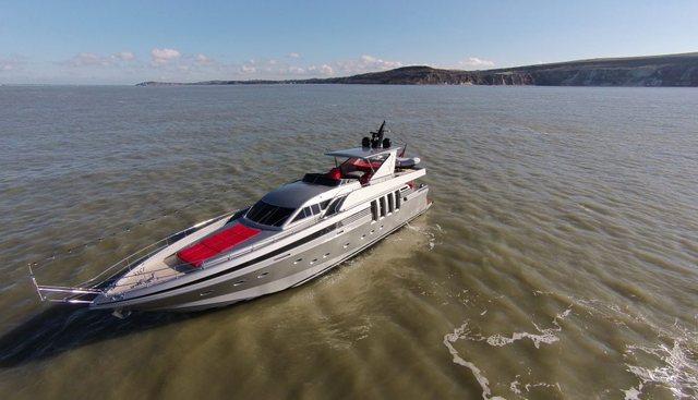 Beyond II Charter Yacht