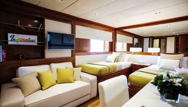 Aspire Charter Yacht - 4