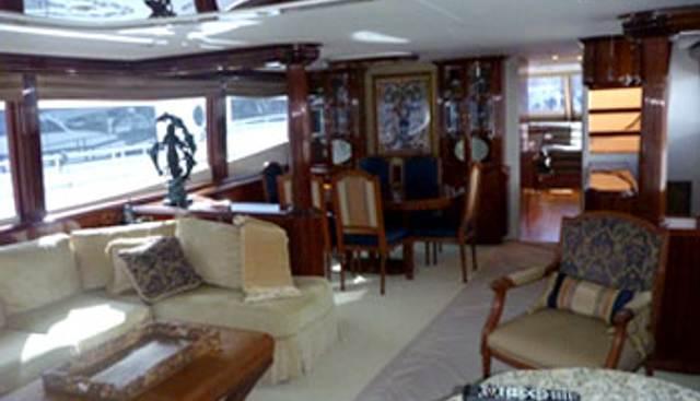 Kemosabe Charter Yacht - 2