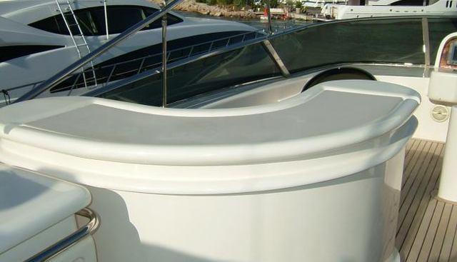 Tiffany Charter Yacht - 2