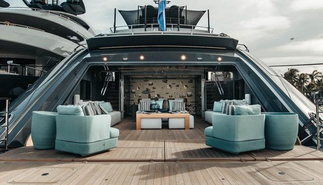 Utopia IV Charter Yacht - 3