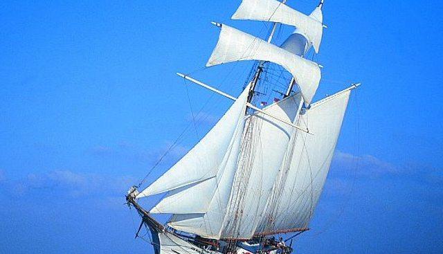 Sir Robert Baden Powell Charter Yacht - 2