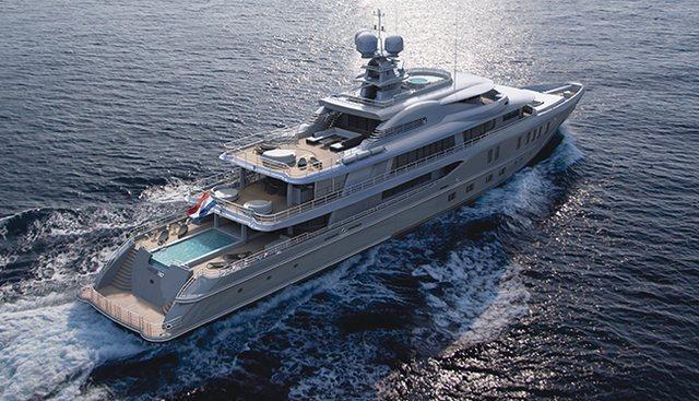 Universe Charter Yacht