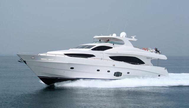 Zikrit Charter Yacht - 2