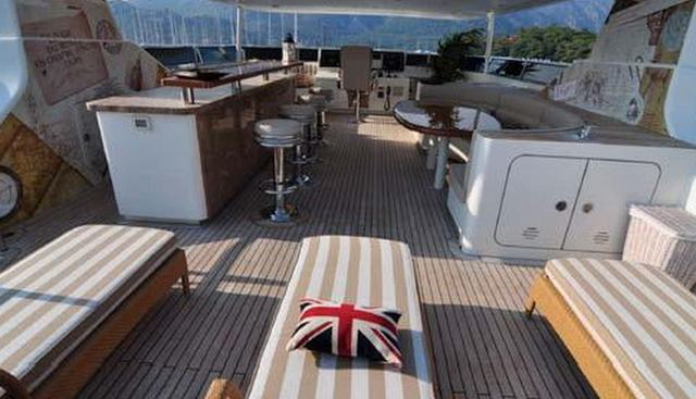 Unlimited 88 Charter Yacht - 7