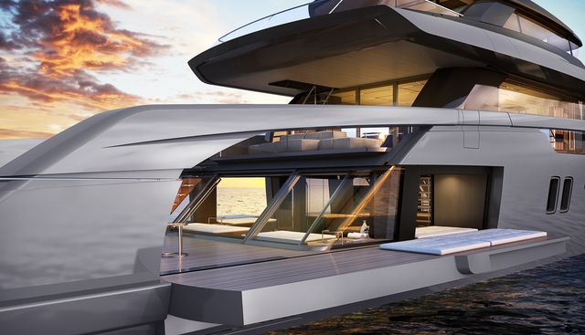 Almax Charter Yacht - 2