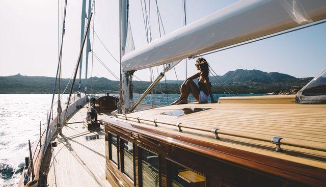 Nyima Charter Yacht - 2