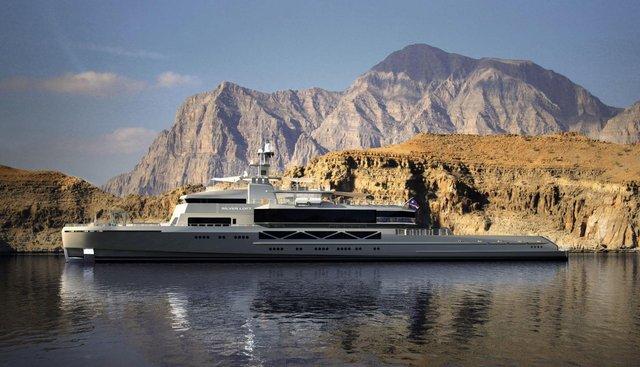 Silver Loft II Charter Yacht