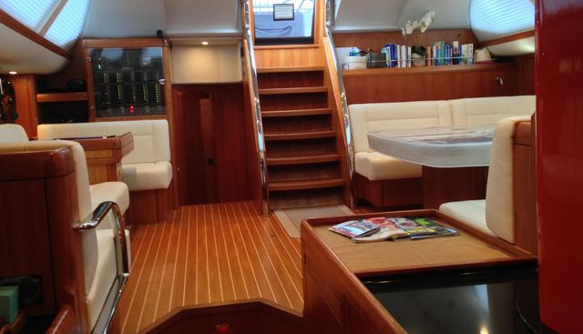 Bill and Me Charter Yacht - 5