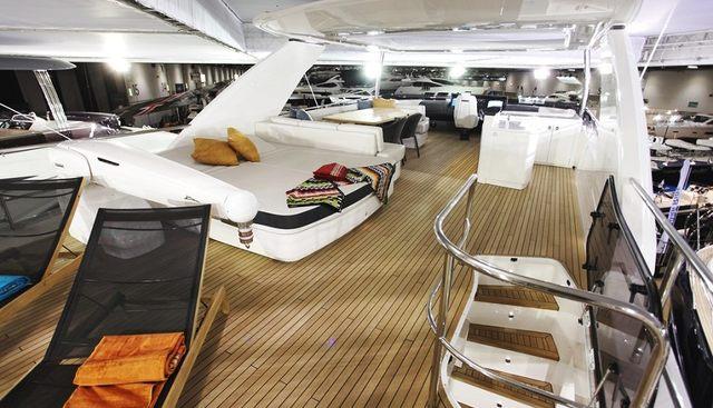 Minx Charter Yacht - 2