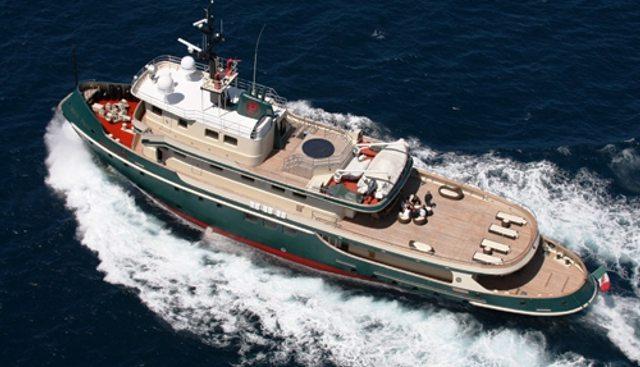 Ariete Primo Charter Yacht - 5