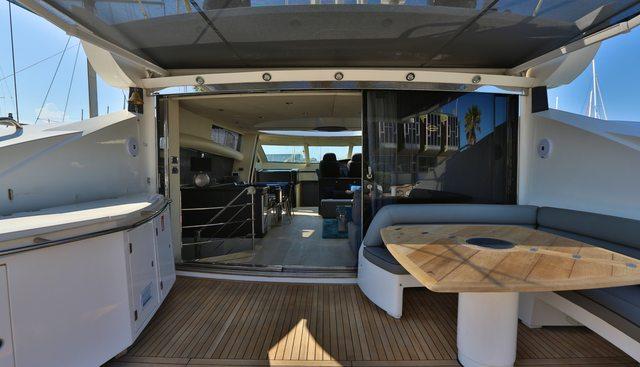 Black Zen Charter Yacht - 6
