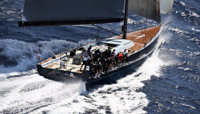 Highland Fling XI Charter Yacht