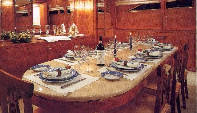 African Queen D Charter Yacht - 7