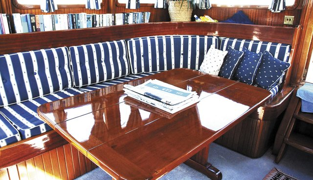 Queen Of Peace Charter Yacht - 5