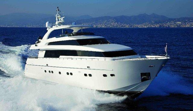 White Star II Charter Yacht