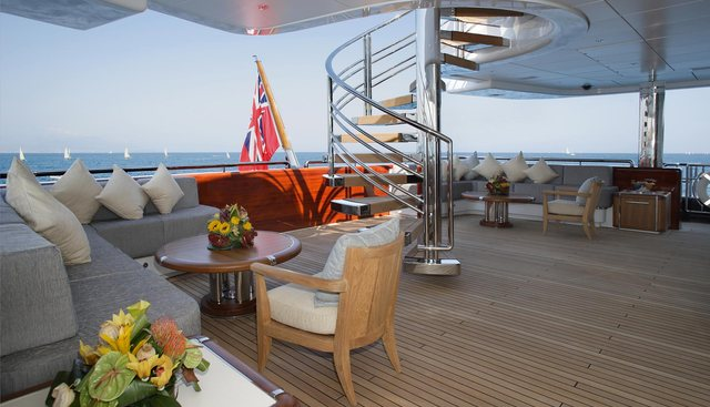 Wheels Charter Yacht - 4