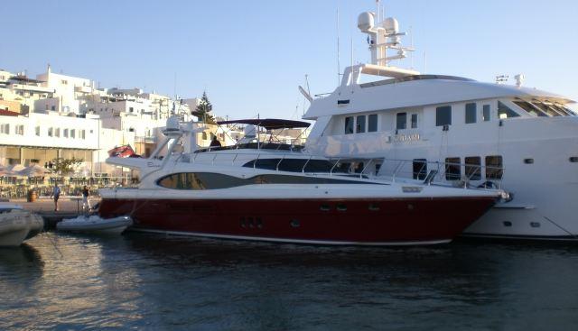 Vive Charter Yacht
