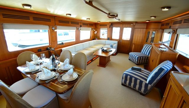 Perspicaz Charter Yacht - 4