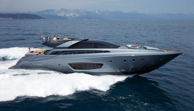 Bucephalus Charter Yacht