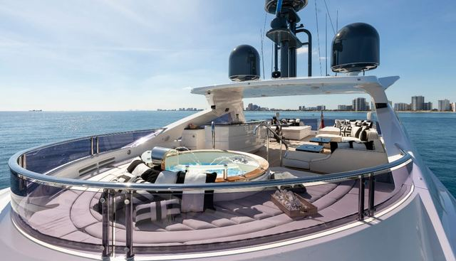 Exodus Charter Yacht - 2