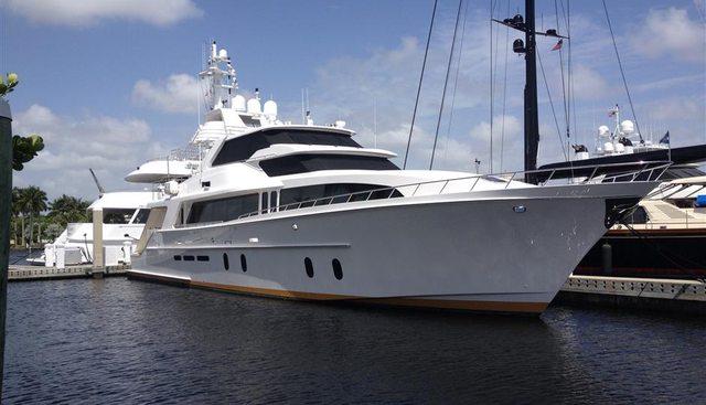 Blue Steele Charter Yacht