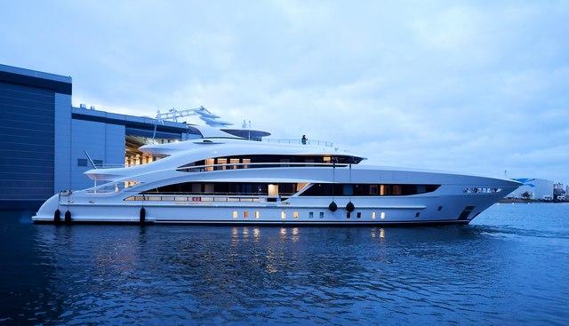 Arkadia Charter Yacht