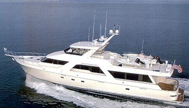 Safari Charter Yacht - 2