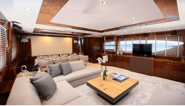 Gia Sena Charter Yacht - 8