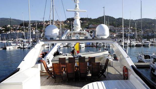 Tumberry Charter Yacht - 2