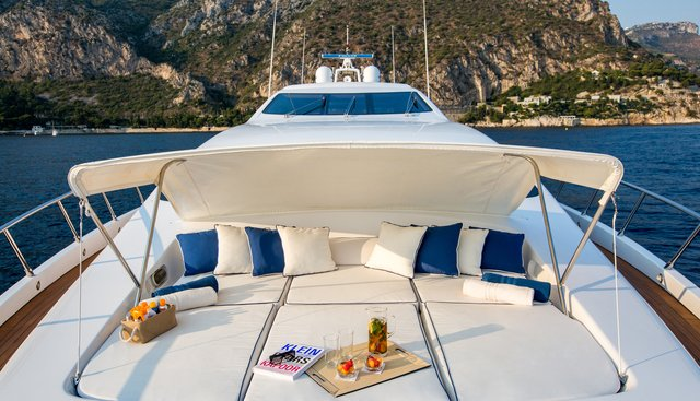 Allure Charter Yacht - 2