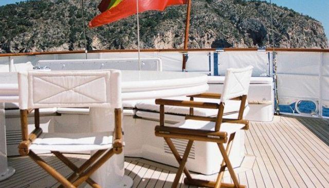 Mata Mua Charter Yacht - 5