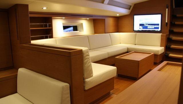 Cape Arrow Charter Yacht - 5