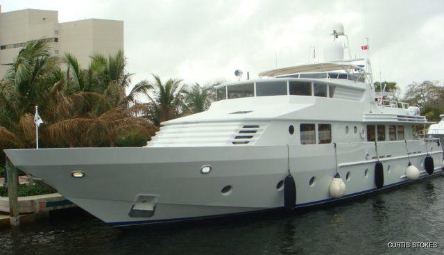 Asset Trader Charter Yacht