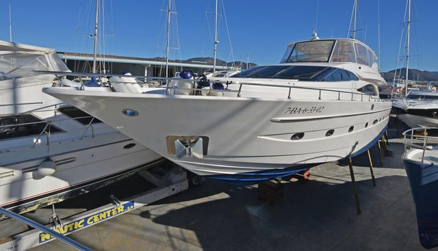 Rubin Charter Yacht