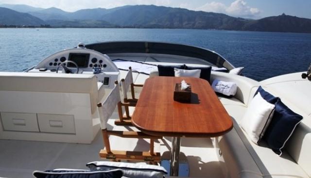 Sakura Charter Yacht - 3